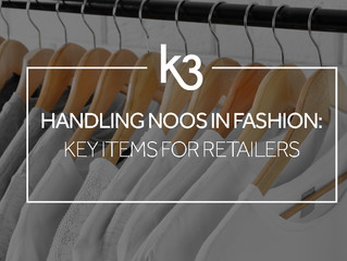 Handling NOOS in fashion: key items for retailers