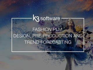 Fashion PLM: Design, Pre-Production and Trend Forecasting