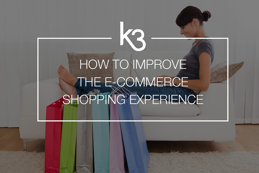 how to improve e-commerce shopping experience