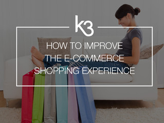 How to Improve the E-Commerce Shopping Experience