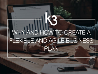 Why and How to create a Flexible and Agile Business Plan