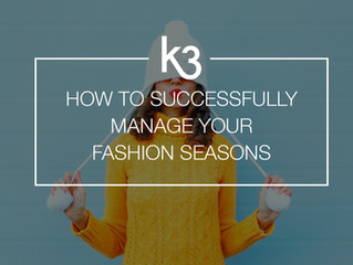 How to Successfully Manage Your Fashion Seasons
