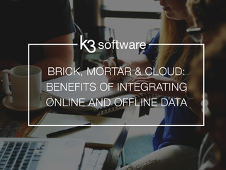 Brick, Mortar & Cloud: Benefits of integrating data from online and offline stores