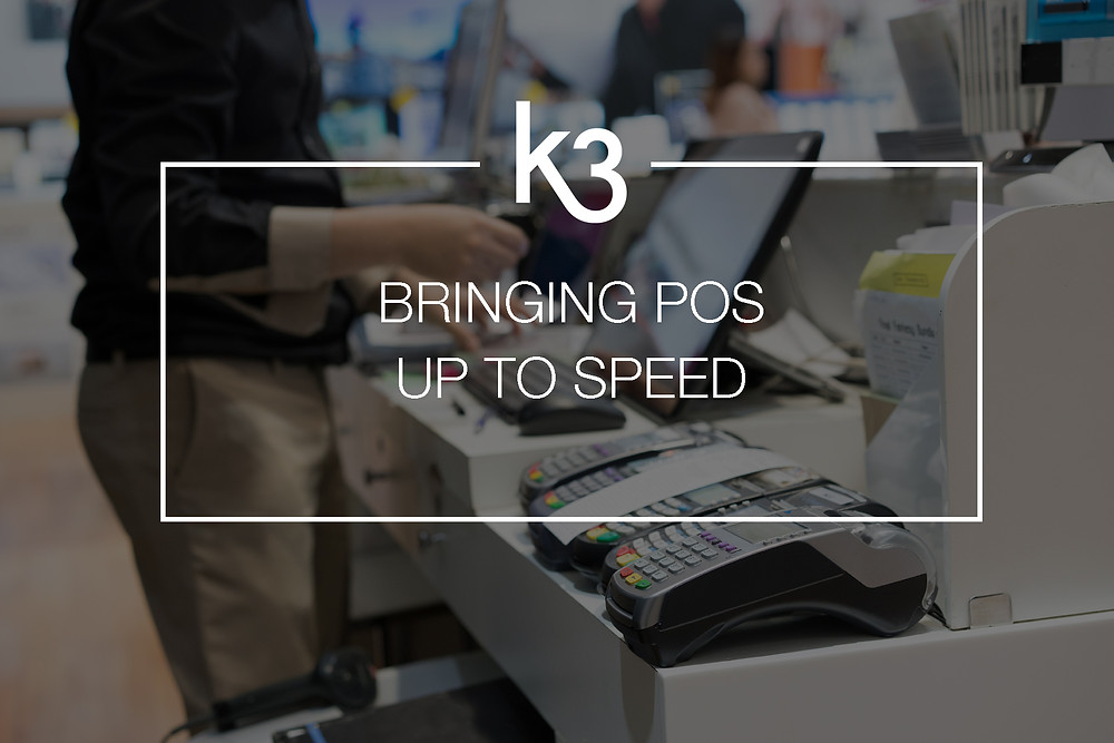 bringing pos up to speed