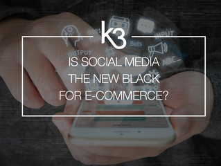 Is Social Media the New Black for eCommerce?