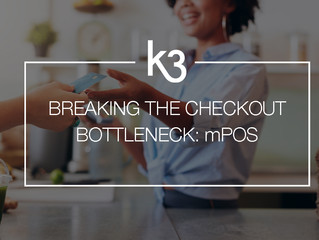 Breaking The Checkout Bottleneck: Mobile POS