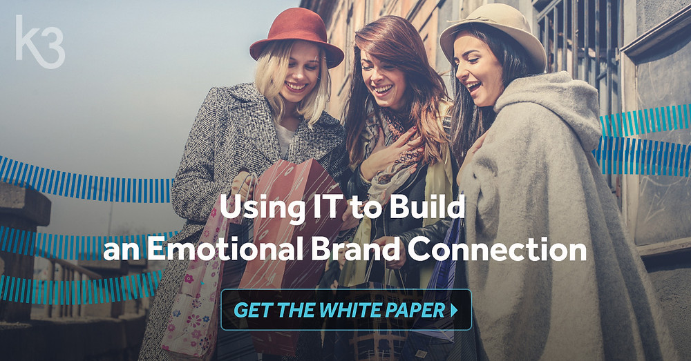 Download whitepaper using IT to build emotional brand connection