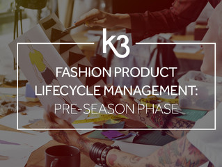 Fashion Product Lifecycle Management: Pre-Season phase