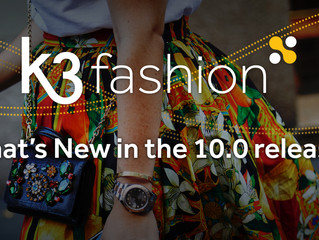 Spring Release: What's New on K3|fashion?