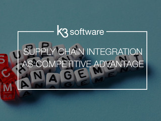 Supply Chain Integration As A Competitive Advantage