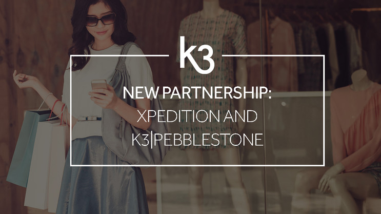 Xpedition and K3|pebblestone collaborate to transform business operations for fashion companies
