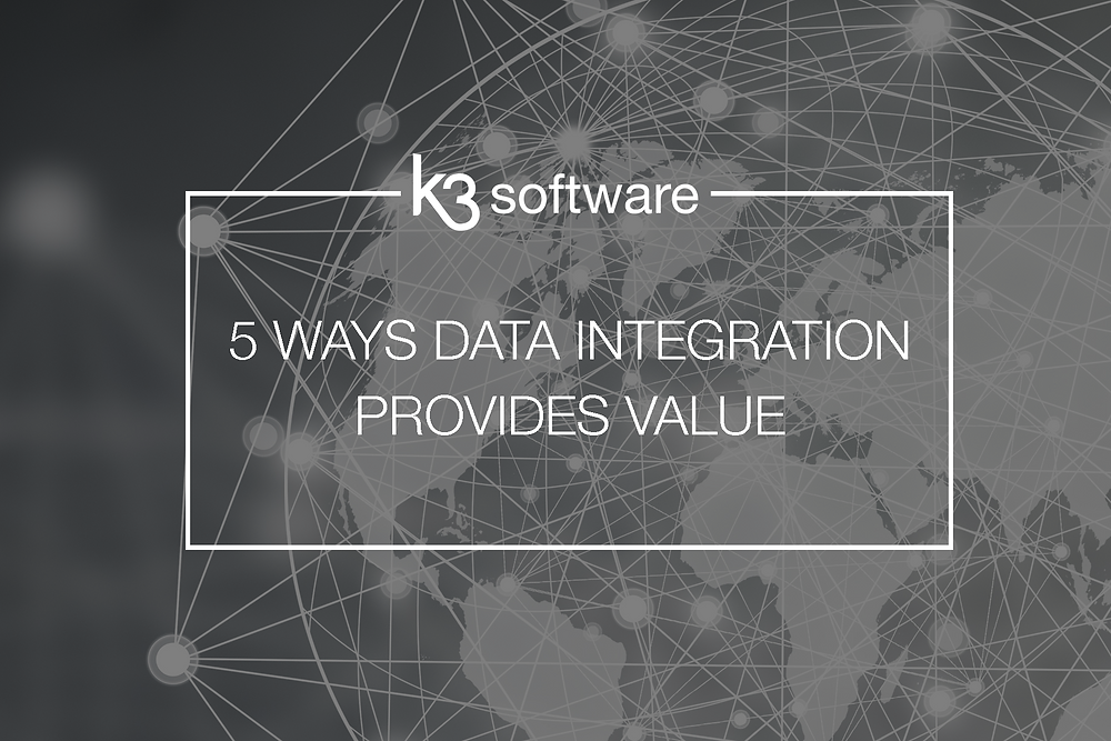 5 ways data integration provides value