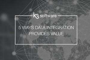 5 ways data integration provides value