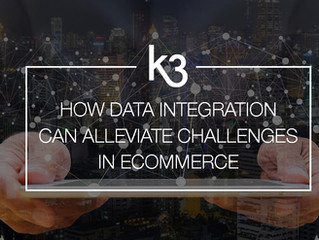 How Data Integration can alleviate challenges in eCommerce