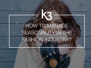 How to manage seasonality in the fashion industry?