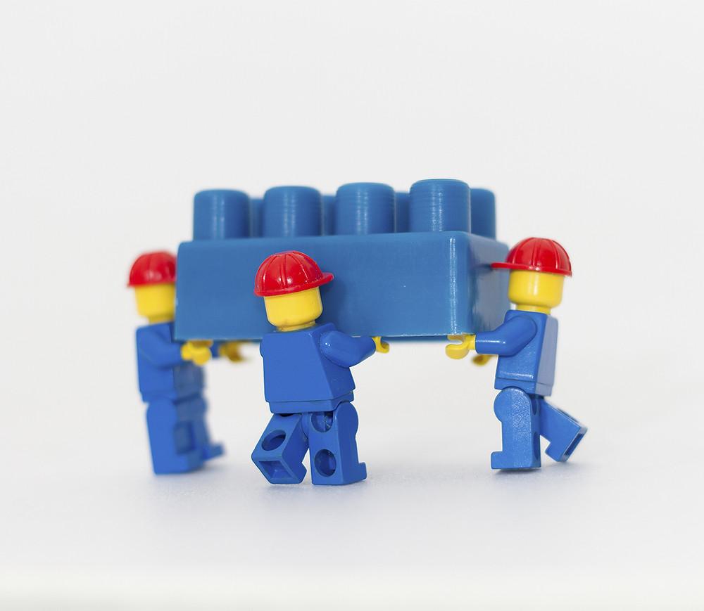 lego men team