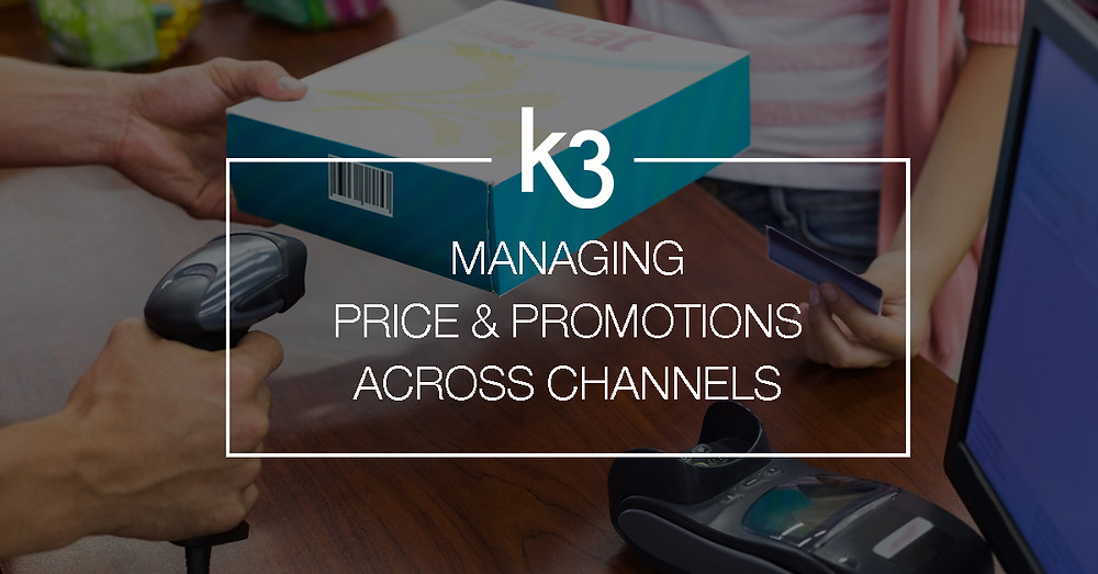 managing retail price and promotions across channels