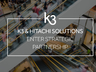 K3 and Hitachi Solutions Europe enter into a strategic partnership