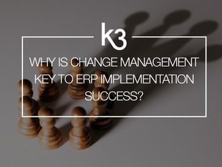 Why is Change Management Key to ERP Implementation Success?