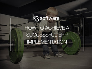 How To Achieve A Successful ERP Implementation
