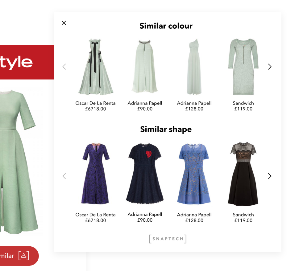 Fashion technology for retailers