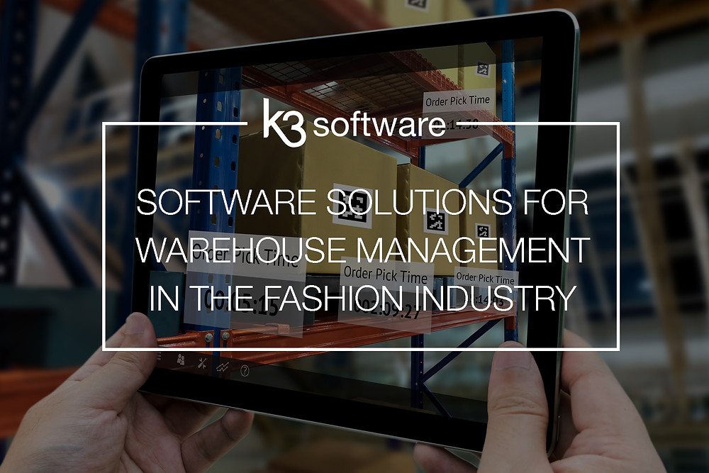 software solutions for warehouse management in fashion industry