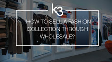 How you can sell a fashion collection through wholesale and distribution