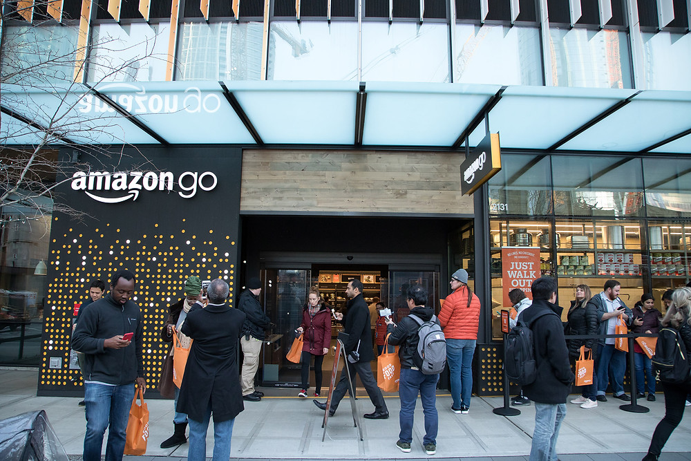 amazon go shop