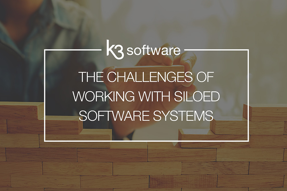 challenges of working with siloed software systems