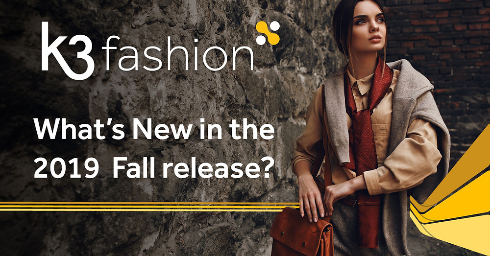 K3|fashion Fall Release 2019