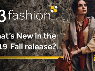 K3|fashion Fall Release 2019: What's New?