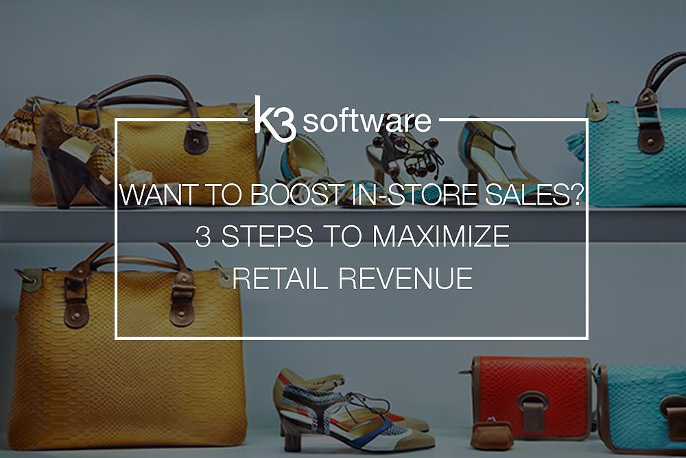 maximize your retail revenue