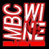 MBC_WINE_-_LOGO_BAR_À_VIN_(Rouge_&_Blanc