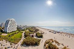∏Olivier Maynard - Vue a«∏rienne de la promenade des dunes et de la plage du Couchant. (22
