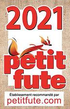 LE PETIT FUTÉ 2021 - AFFICHE (14,5 X 23