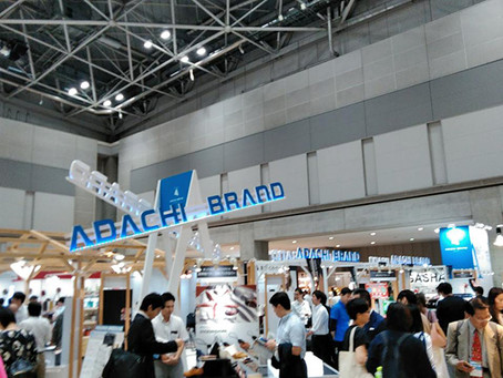 第14回国際雑貨EXPOに出展しました。