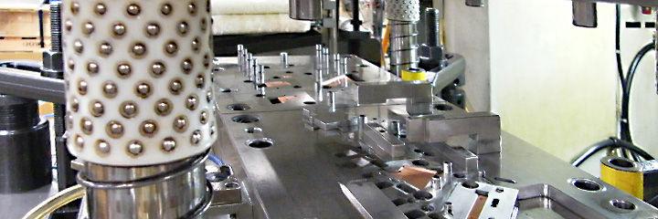 金属プレス加工事業