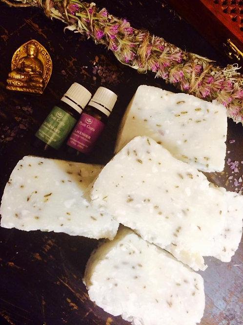 Lavender Flower Soap