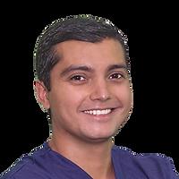 Pablo Acuna, Dentist.