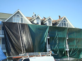 Nj shore roofer