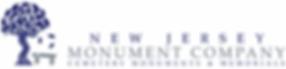 New Jersey Monument Company Logo.