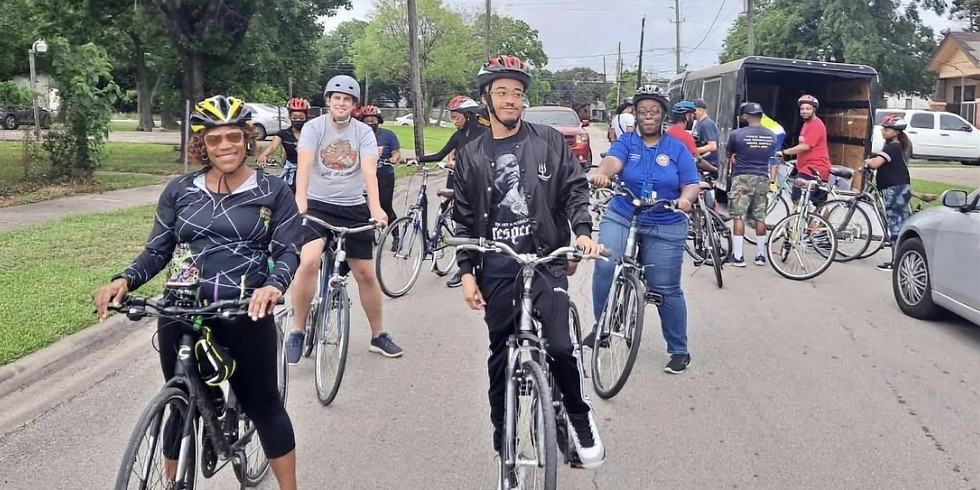 Youth & Social Justice Bike Ride