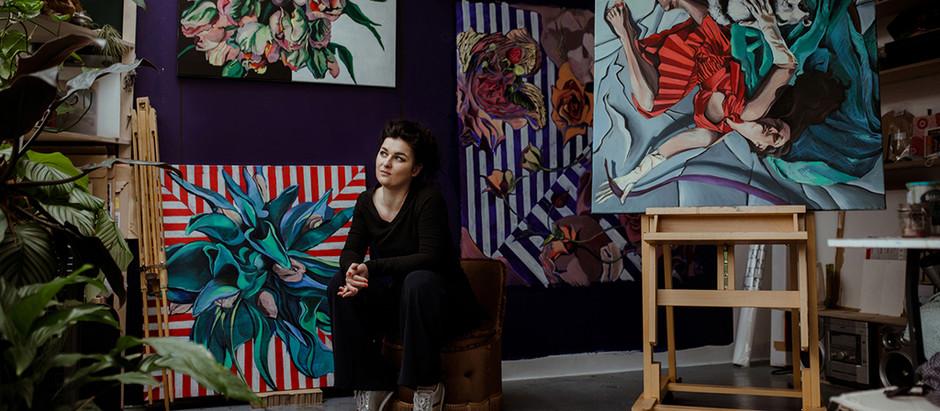 Karolina Franceschini - Artist