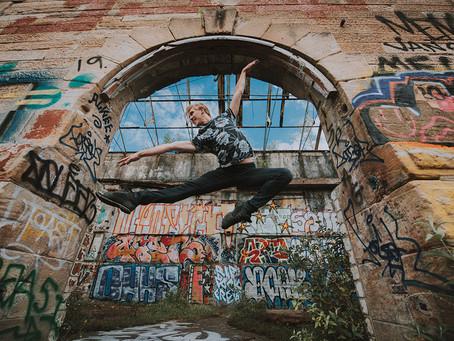 Matthew Broadbent - Ballet Dancer