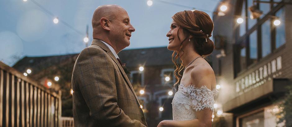Maria & Steve - Barras Art & Design Wedding, Scotland