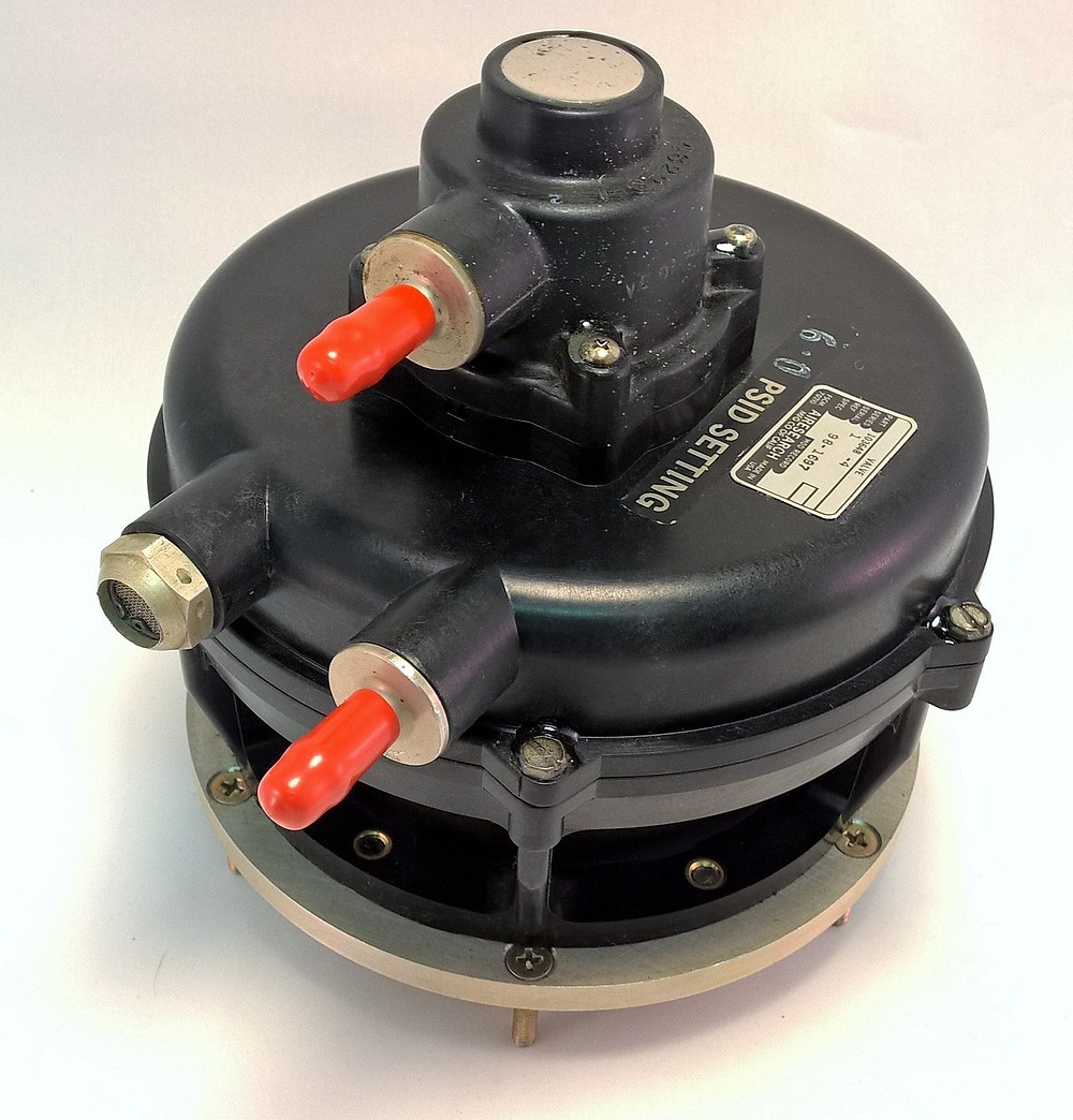 King Air Outflow Safety Valves