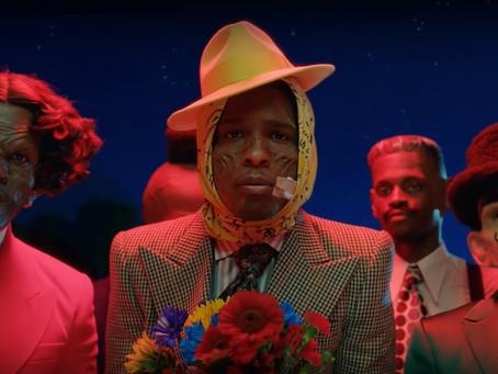 [ LE BILAN ] : Les 10 meilleurs clips du A$AP Mob