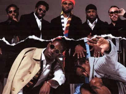 [ LA FICHE ] : A$AP Mob - Cozy Tapes vol.2