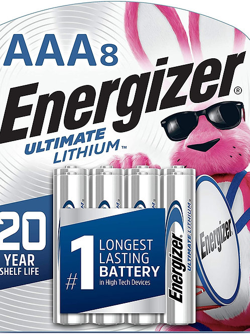 Energizer Ultimate Lithium AAA8