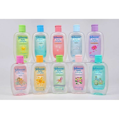 Johnson's & Johnson's Baby Cologne (Assorted)